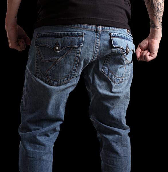 Star 1993 Blue Jeans