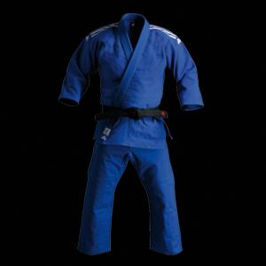 Adidas Judo Elite Gi, blue / Fighting equipment - Judo kimonos / MMA