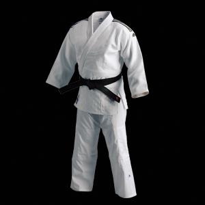 Adidas Judo Training Gi, white / Fighting equipment - Judo kimonos