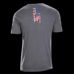 Jaco USA Jiu-Jitsu T-shirt Charcoal