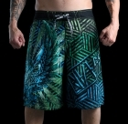 Silver Star Too Tough To Die Board Shorts