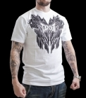 TapouT Thunder Struck White t-shirt
