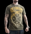 Dethrone Royalty Carwin T-shirt Army Green