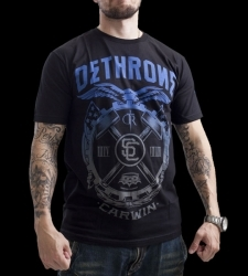 Dethrone Royalty Carwin T-shirt Black