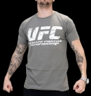 UFC Ultimate Fighter Olive/White tee