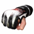 PunchTown KARPAL eX TAT2 mk II The Dead Grey MMA Gloves