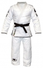 Bad Boy BJJ Gi White (Rip-Stop)