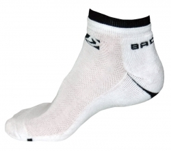 Bad Boy Competition Ankle Socks 3 Pack White