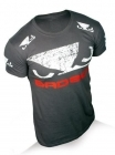 "Bad Boy Junior ""Cigano"" Dos Santos UFC Walkout T-shirt Grey"
