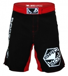 Bad Boy Legacy Shorts Black/Red
