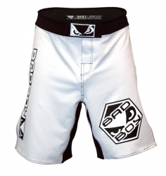 Bad Boy Legacy Shorts White/Black