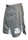 Bad Boy MMA Shorts Grey/White