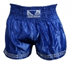 Bad Boy Muay Thai Shorts Blue