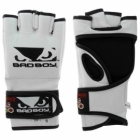 Bad Boy Pro Series MMA Gloves White / Old Model