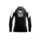 Bad Boy Pro Series Rash Guard Long Sleeve Black/White