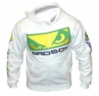 Bad Boy Shogun UFC 113 Hoodie White