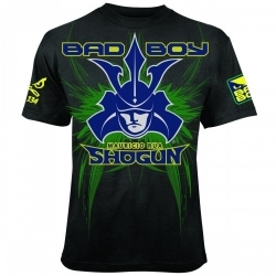 Bad Boy UFC 134 Shogun Walk in T-shirt Black