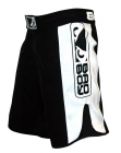 Bad Boy Strike Shorts White/Black