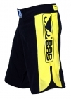 Bad Boy Strike Shorts Yellow/Black