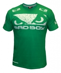 Bad Boy Walk in T-shirt Green