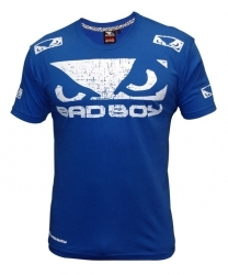 Bad Boy Walk in T-shirt Blue