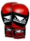 Bad Boy 3G PU Boxing Gloves Red