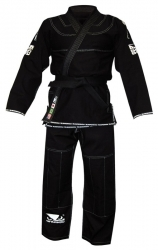 Bad Boy BJJ Gi Black