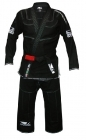 Bad Boy BJJ Gi Black (Rip-Stop)