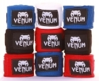 "Venum ""Boxing"" Handwraps 4 m Black (pair)"