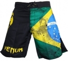 "Venum ""Brazilian Flag"" Fightshorts Black"