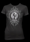 Fight Chix Crest T-shirt
