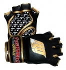 Fighters Only MMA Gloves Black
