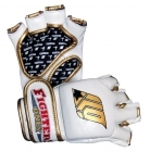 Fighters Only MMA Gloves White