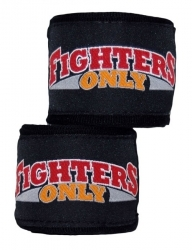 Fighters Only Hand Wraps 5 m Black (pair)