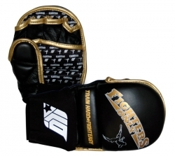Fighters Only MMA Safety Gloves Black