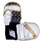 Fighters Only MMA Safety Gloves White