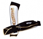 Fighters Only MMA Shin Guards White