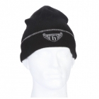 Hatton Fleece Beanie Black