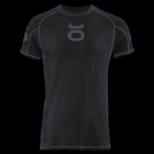 Jaco Rashguard Short Sleeve Black