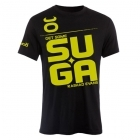Jaco Suga Rashad Evans Crew T-shirt Black/SugaFly Yellow