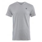 Jaco Tenacity Performance V Neck t-shirt Silverlake