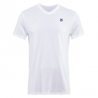 Jaco Tenacity Performance V Neck t-shirt White