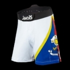 Jaco Philippines Resurgence MMA Fight Shorts White