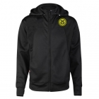 Jaco Team Convertible Hoodie/Jacket Black/SugaFly Yellow