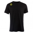 Jaco Tenacity Performance Crew t-shirt Black/SugaFly Yellow