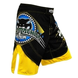 "Venum Lyoto Machida ""Lyoto Origins"" Fightshorts Black"