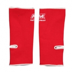 Nationman Ankle Support Free Size Red (pair)