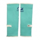 Nationman Ankle Support Free Size Turquoise/White (pair)