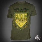 Panic Switch Freestyle T-shirt Military Green