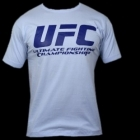 UFC Supporter Pale Blue/Blue tee
